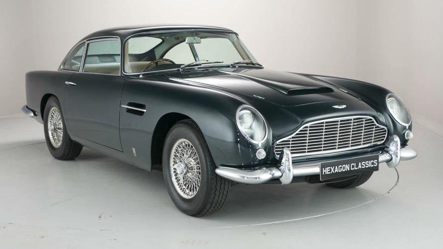 Une rare Aston Martin DB5 à vendre pour près d'un million d'euros