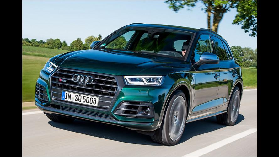 Der neue Audi SQ5 (2017) im ersten Test