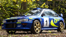 1996 Subaru Impreza WRC 97 Test Car