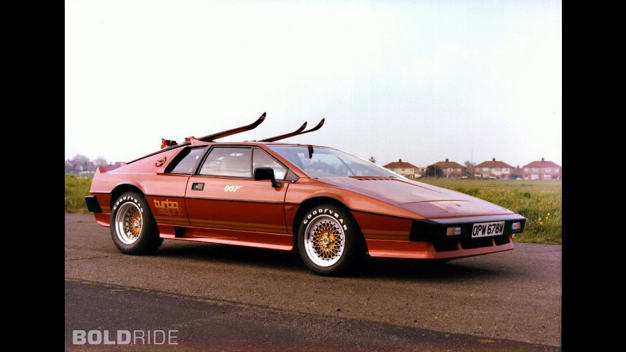 Lotus Esprit 3 Turbo