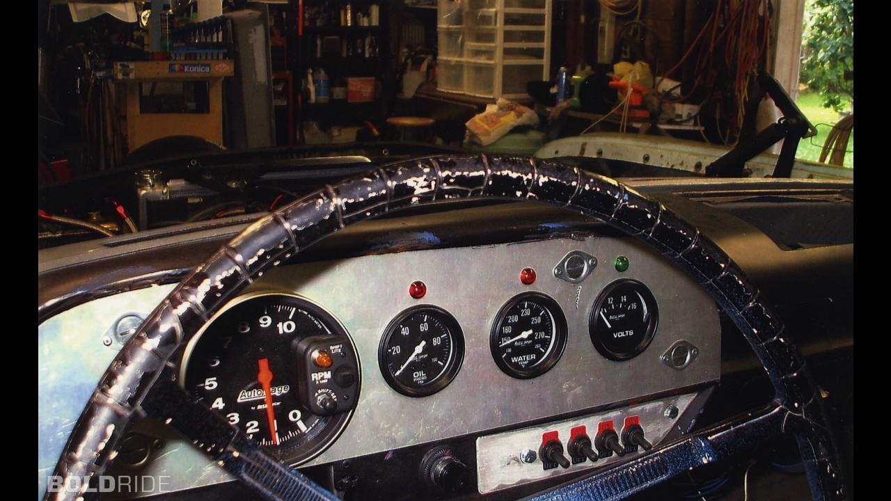 Ford Galaxie 427 NASCAR Tribute Stock Car