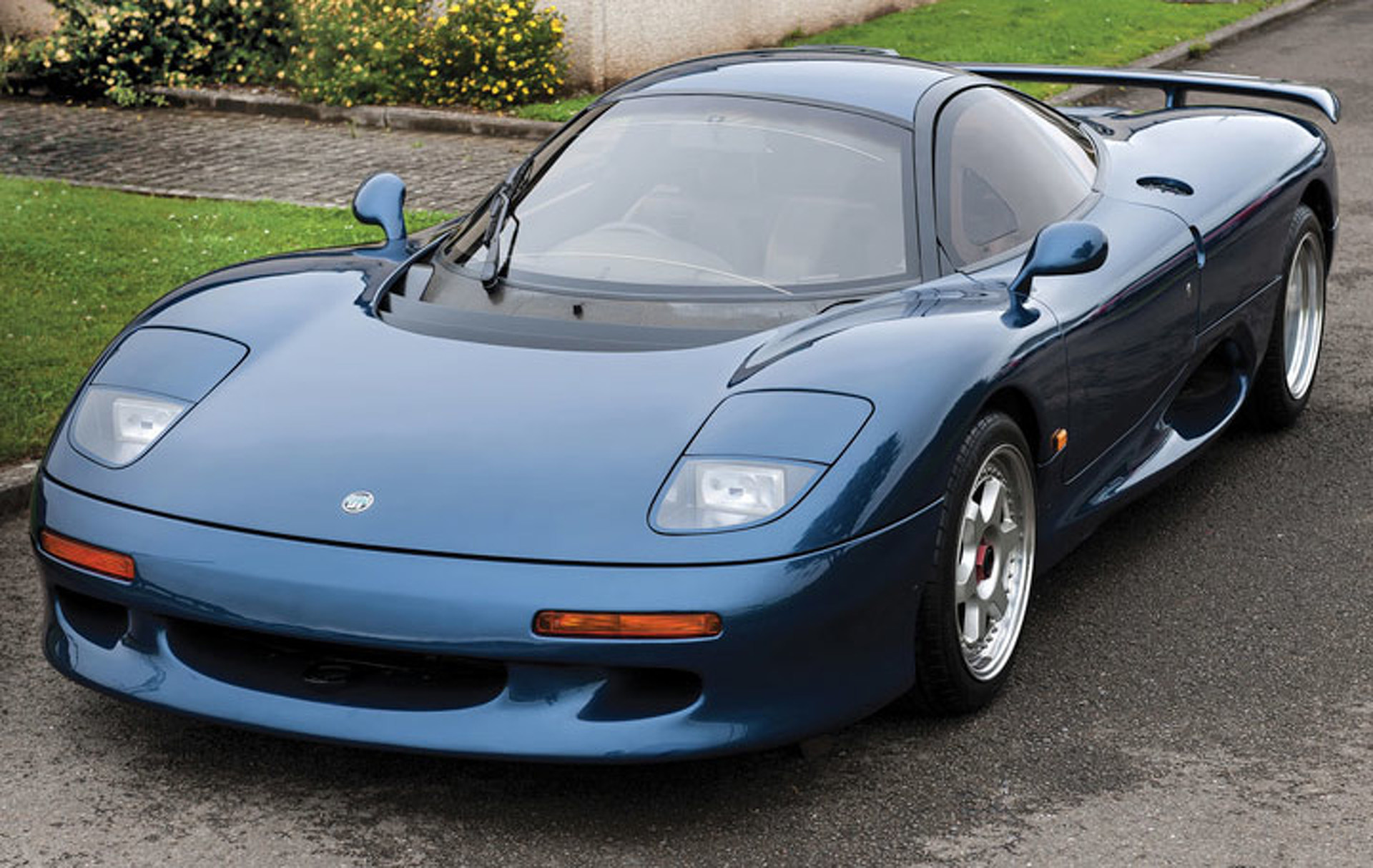Rarer than Rare Jaguar XJR-15 Up for Auction