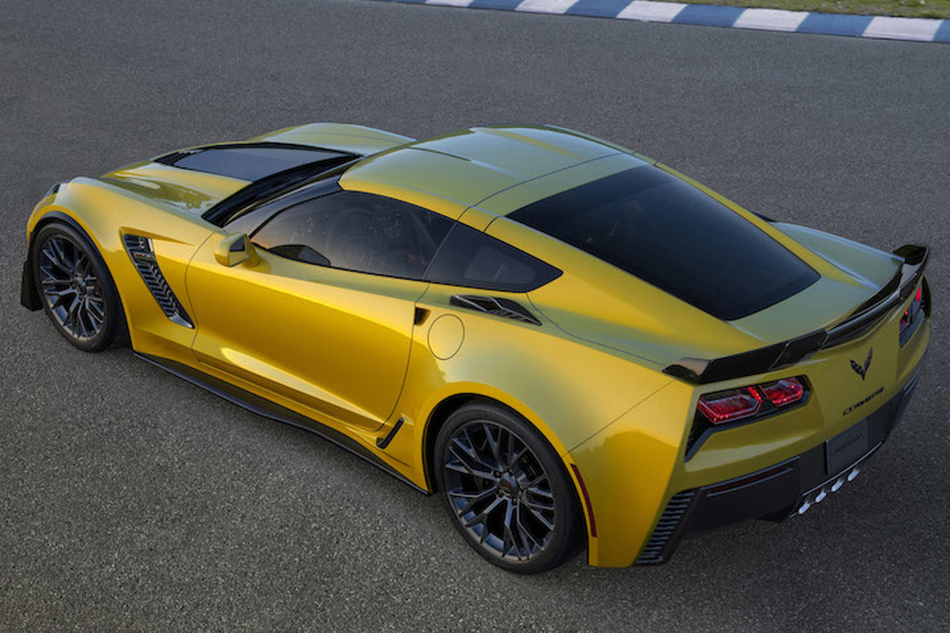 2015 Corvette Z06 Will Get to 60 Before You Finish Reading This