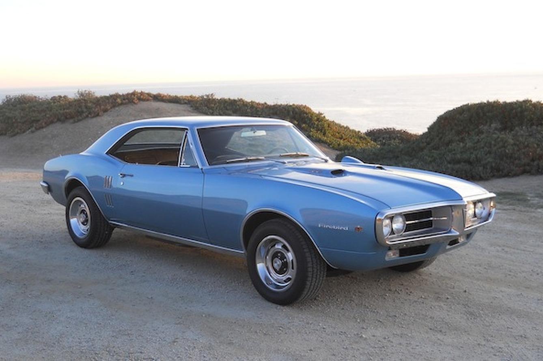 Your Ride: 1967 Pontiac Firebird 400 Coupe