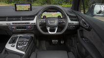 Audi SQ7 TDI UK Spec