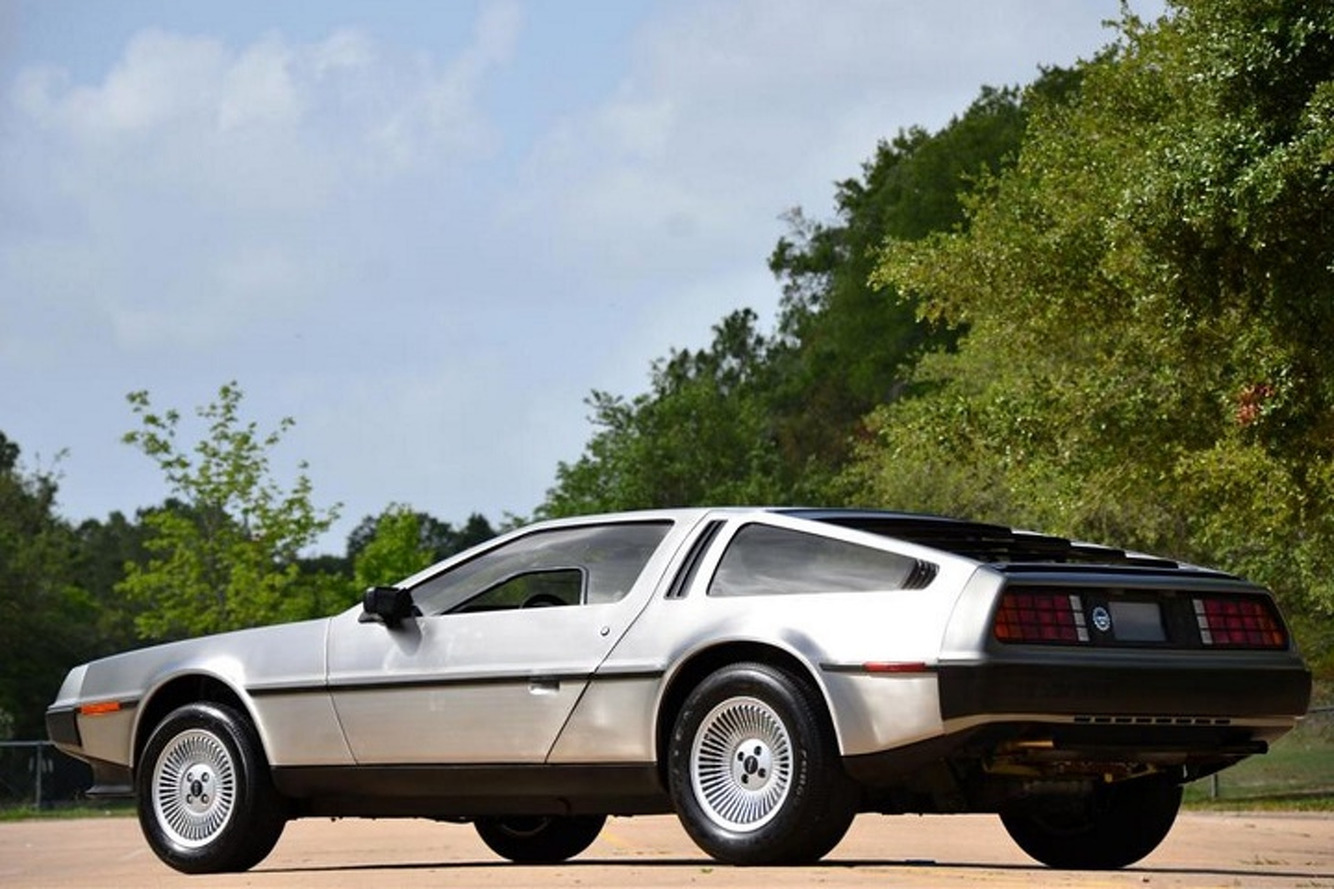 The New DeLorean Will Have More Horsepower Than Ever