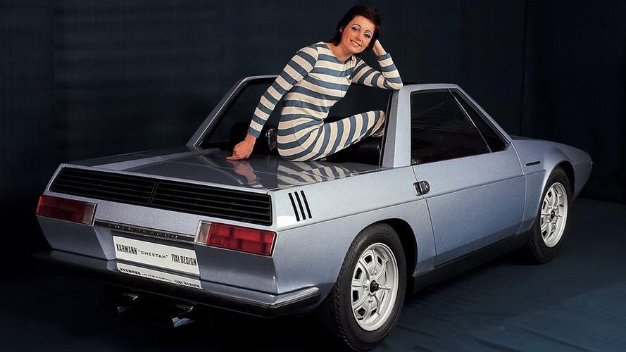 Concept We Forgot: 1971 VW Karmann Cheetah
