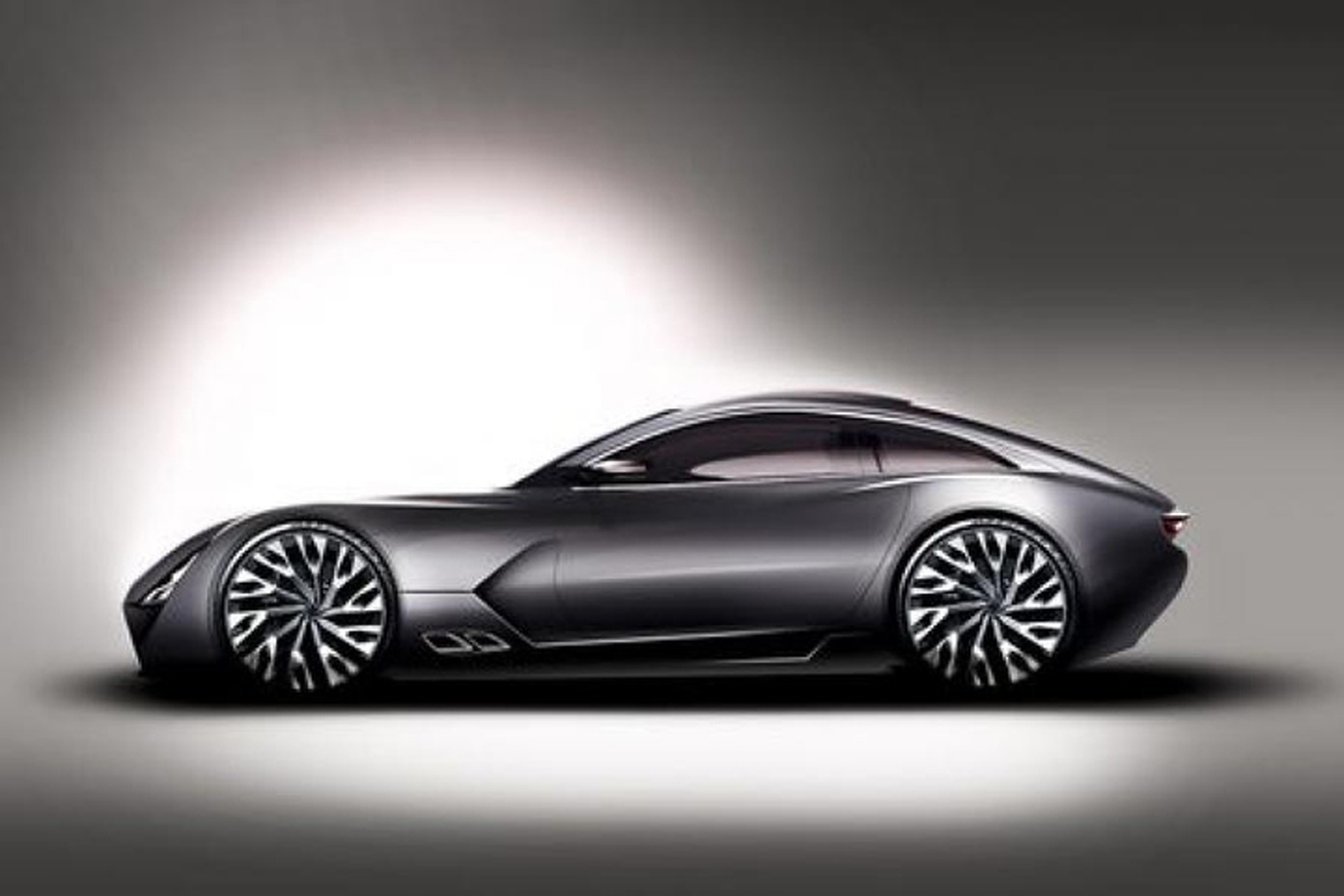 Heres Your First Look At The TVR Sports Car - New performance cars