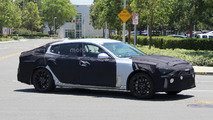 2018 Kia GT spy photo