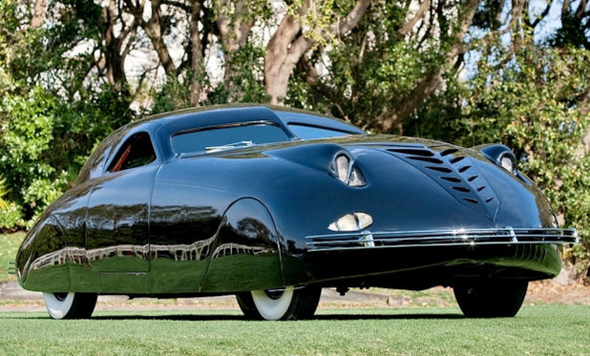 1938 Phantom Corsair: Buck Rogers' Ride for the Road