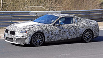 BMW M8 casus fotoğrafı