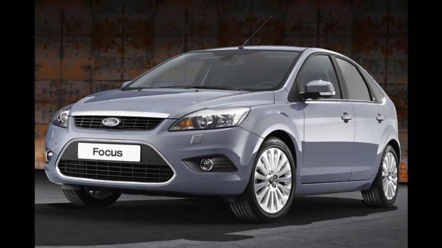Ford-Aktion bis Silvester: Ein Liter Kraftstoff für einen Euro