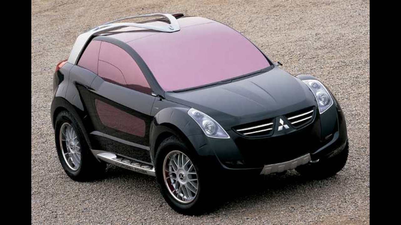 Öko-Mitsubishi Nessie