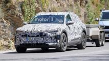 Audi E-Tron Quattro Spy Pics