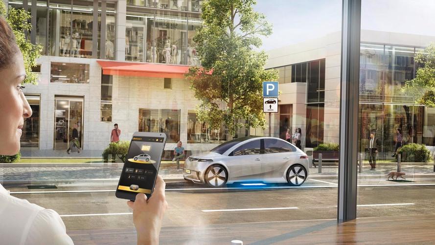 Continental - Recharger sans aucun fil sa voiture électrique !
