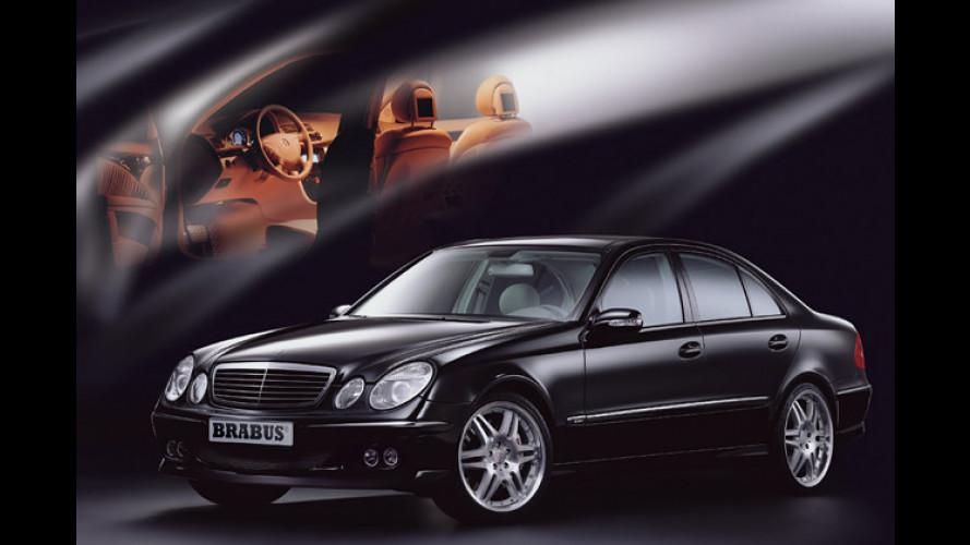 Mercedes E 280 CDI: Brabus macht den Diesel stärker