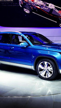 Volkswagen to build CrossBlue and CrossBlue Coupe in China - report