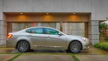 Upgraded Kia Cadenza