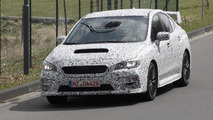2014 Subaru WRX spy photo 17.04.2013