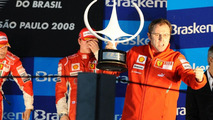 Massa wins Brazilian Grand Prix 2008
