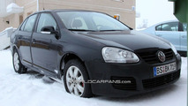 2012 VW Jetta test mule first spy photos