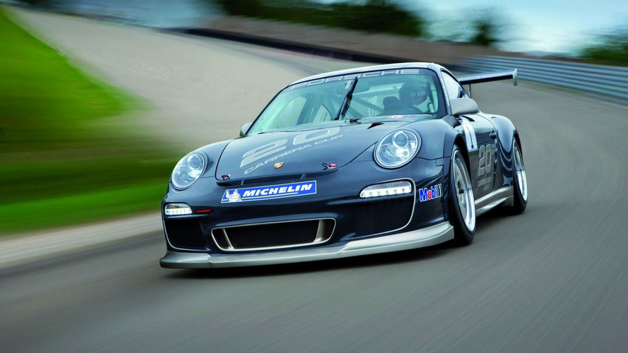 2010 Porsche 911 GT3 Cup Race Car Revealed Ahead of Frankfurt Debut