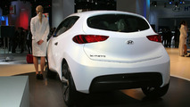 Hyundai ix-Metro Concept graces the Frankfurt Stage