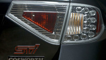 Cosworth Subaru Impreza STI Geneva teaser photo - 12.02.2010