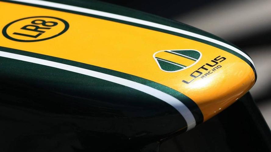 F1 sponsorship for Group Lotus makes no sense - Gascoyne