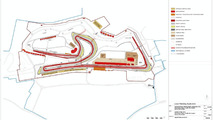 Donington Park Circuit 2010 master plan