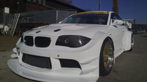 Senkyr BMW 1-Series Coupe GTR 28.12.2010