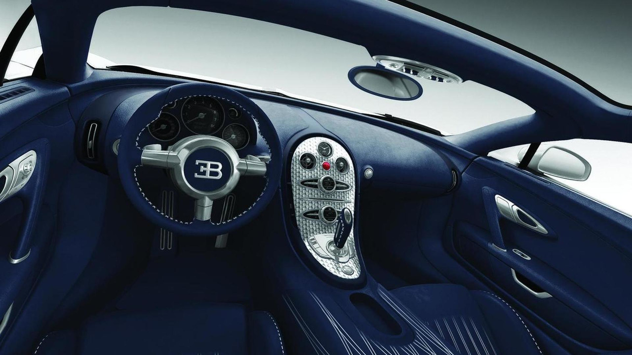 Bugatti special edition Grand Sport for Auto Shanghai 2011, 20.04.2011