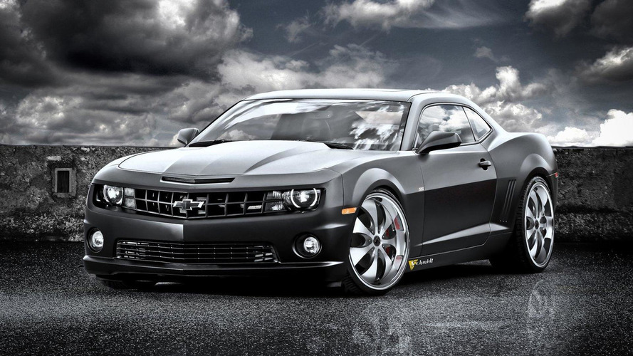 German-tuned 'Black Cat' Chevrolet Camaro SS by Speed Box