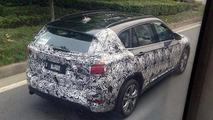 2016 BMW X1 LWB spy photo