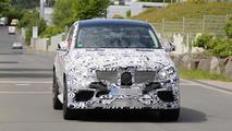 2016 Mercedes-Benz ML 63 AMG Coupe spy photo