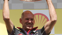 Newey to stay 'in the loop' in 2015