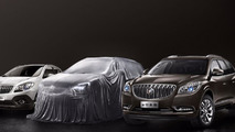Buick Envision teaser image