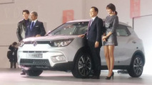 SsangYong Tivoli live in South Korea / IndianAutosBlog