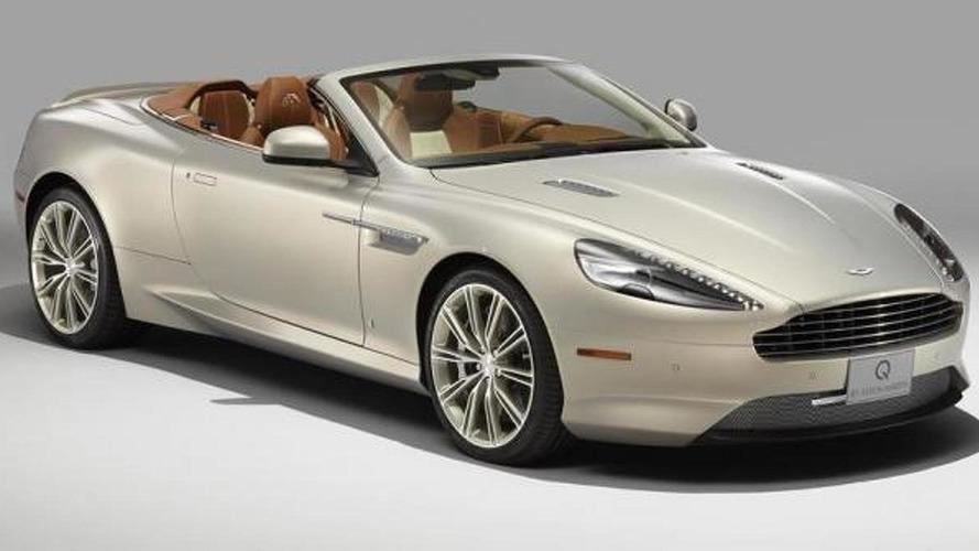 Aston Martin DB9 successor to be renamed – report
