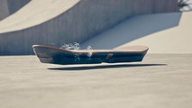 Lexus Hoverboard and Ross McGouran