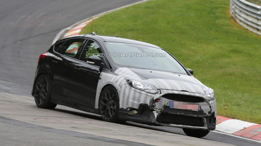 Ford Focus RS inches closer, debut to be live-streamed