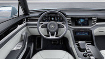 Volkswagen Cross Coupe GTE concept