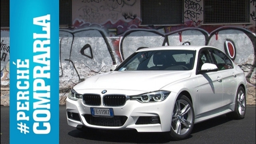 BMW Serie 3, perché comprarla… e perché no [VIDEO]