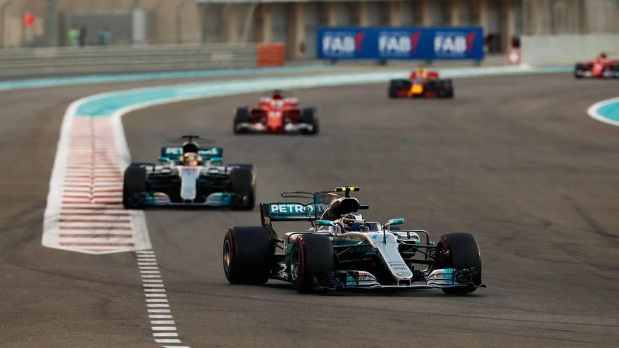 2017 Formula 1 sezonu Bottas galibiyetiyle tamamlandı
