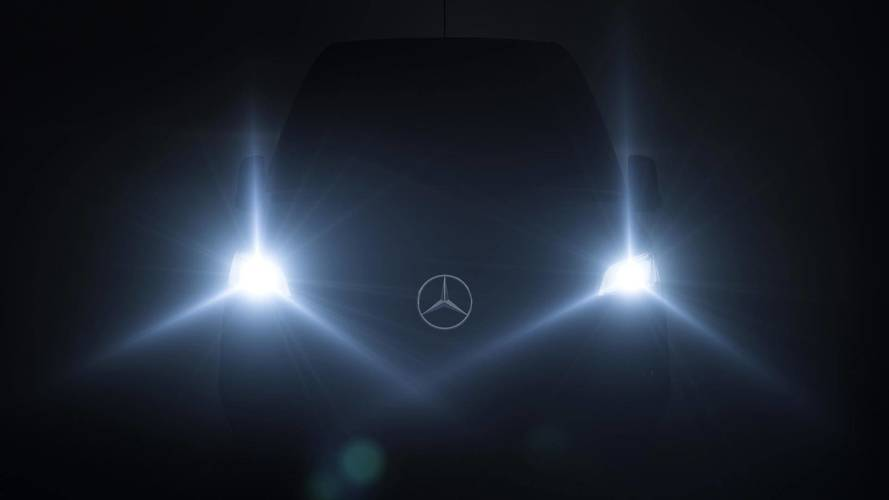 Mercedes-Benz Sprinter Teaser