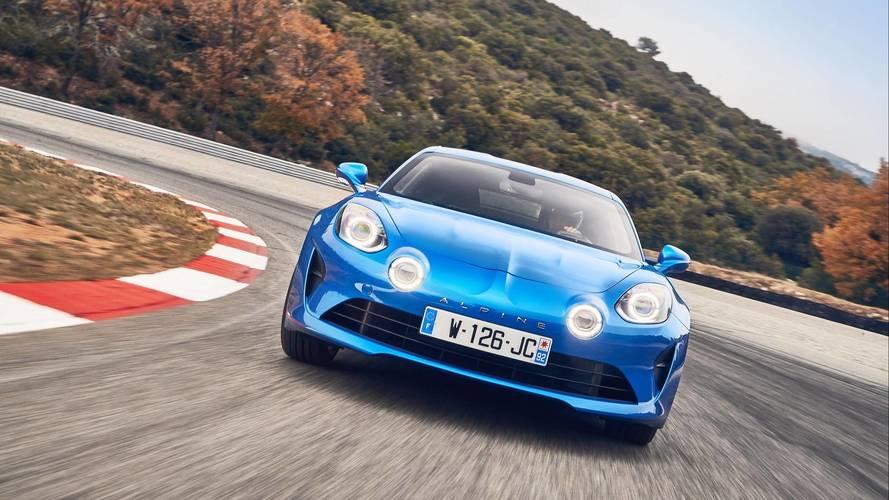 Alpine - Bientôt l'A110 Sport avec 300 ch et des kilos en moins ?