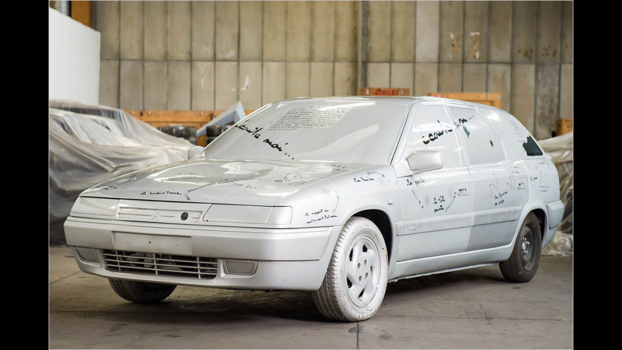 1996 Citroën Xantia Break Expo