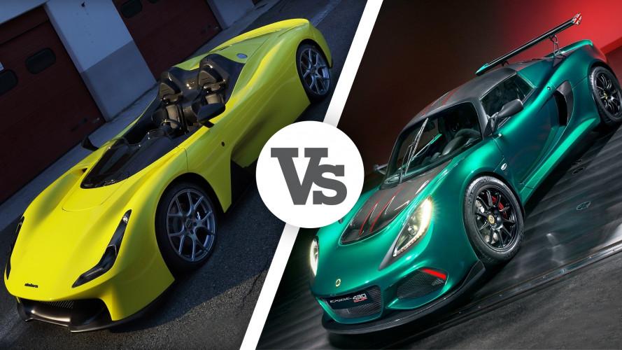 Dallara vs Lotus, due scuole di leggerezza a confronto