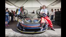 McLaren a Goodwood, tutte le foto