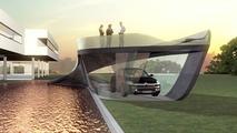 World's First Designer Garage by Citroen